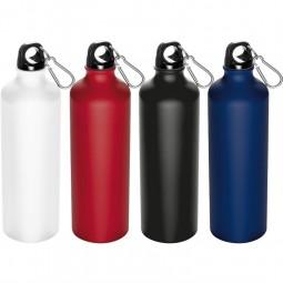 Trinkflasche groß mit Karabinerhaken