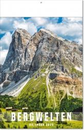Bildkalender Bergwelten