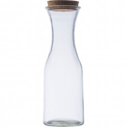 Glasflasche KO