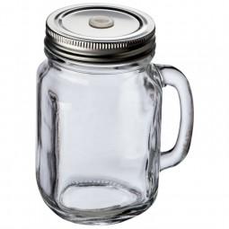 Trinkkrug aus Glas