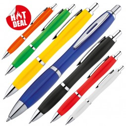 Kugelschreiber Klassiker vollfarbig