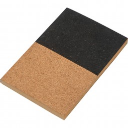 Kork-Notizbuch 2-farbig