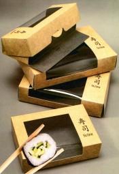 Sushi Verpackung